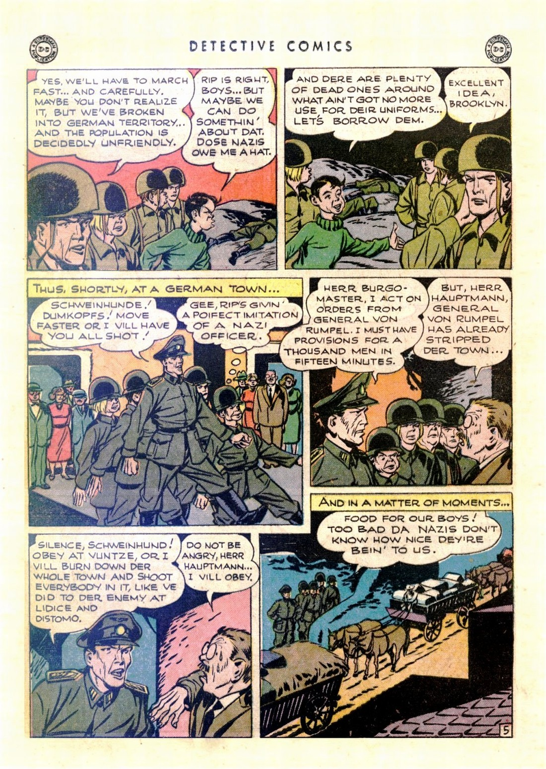 Read online Detective Comics (1937) comic -  Issue #103 - 42