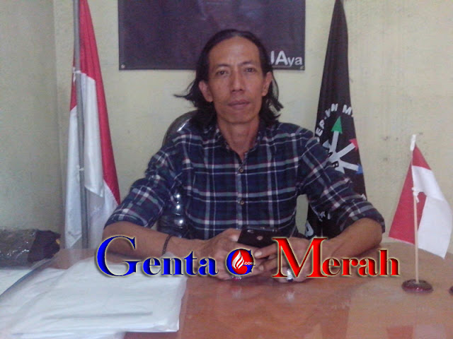 LSM GMBI Distrik Lamteng Kecam Statemen Plt Bupati Loekman