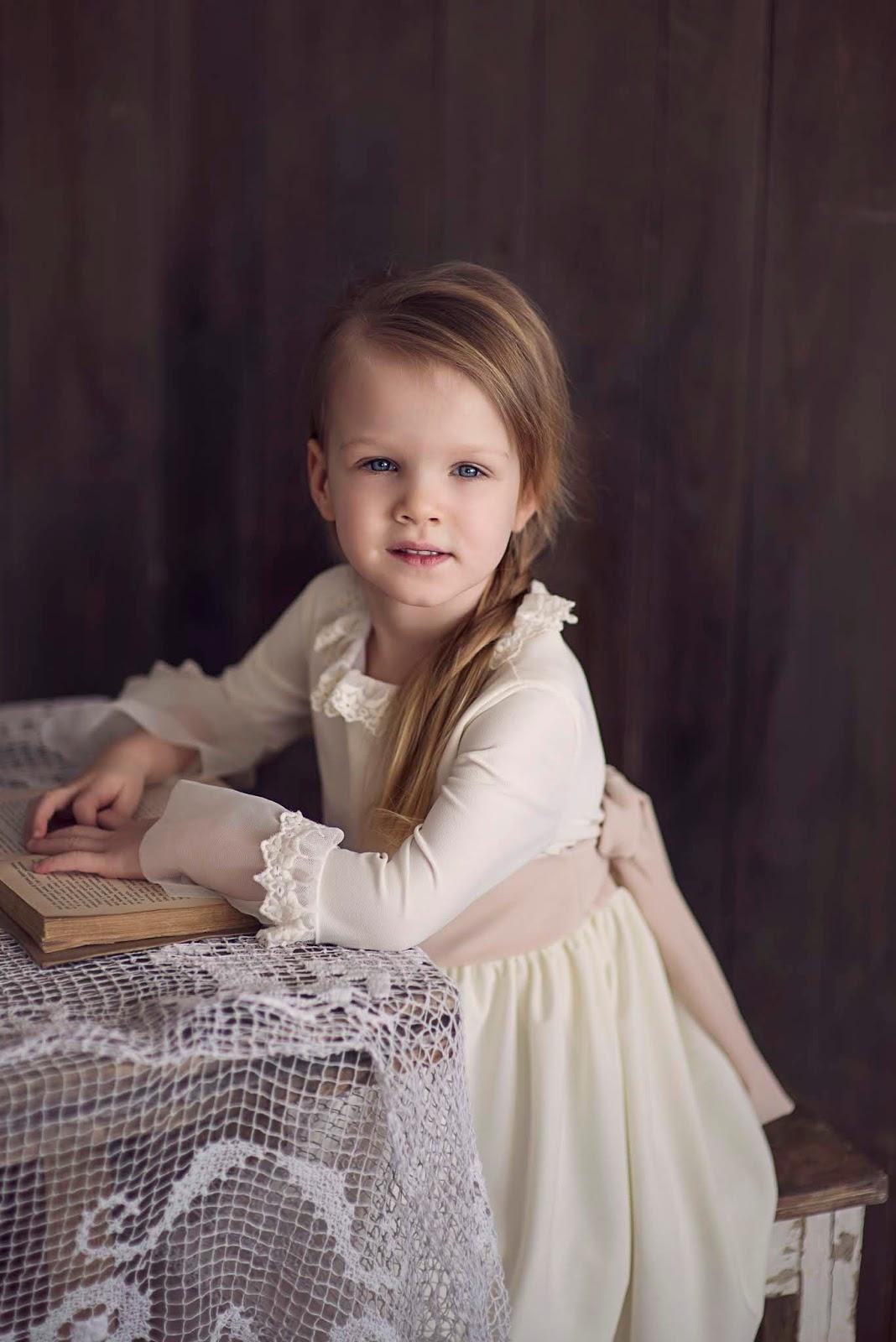 modelka dziecięca
