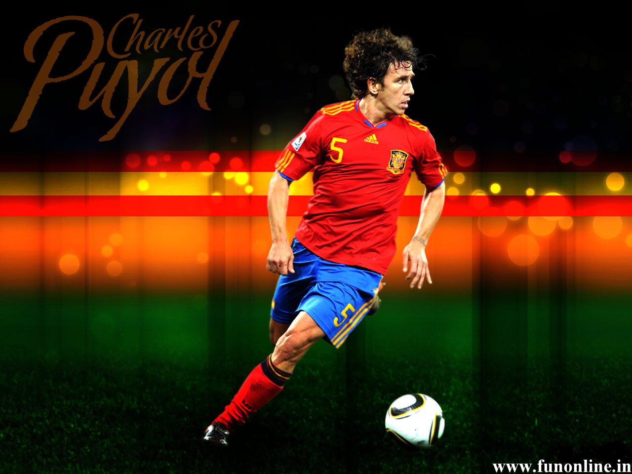 Gerrard Hd Wallpaper Sports Carlos Puyol Profile And Images Photos 2012