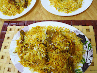 hyderabadi chicken biriyani recipe