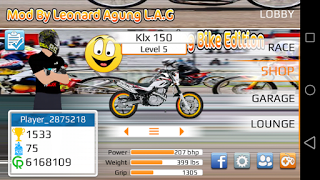Drag Racing Bike Edition Apk Mod By Leonard Agung