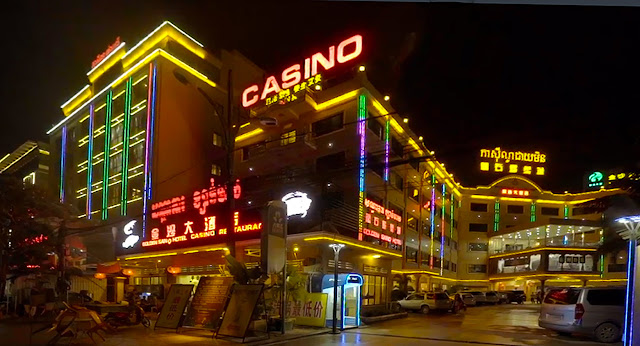 Sihanoukville Casino nightlife