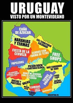 Uruguay visto por un montevideano