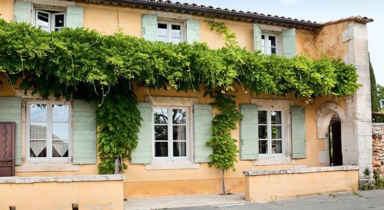Dep sito santa mariah era um caf virou casa de f rias for Exterieur provencal