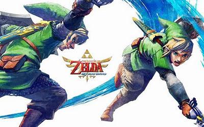 Legend of Zelda Skyward Sword Wii Review, Gameplay and Storyline