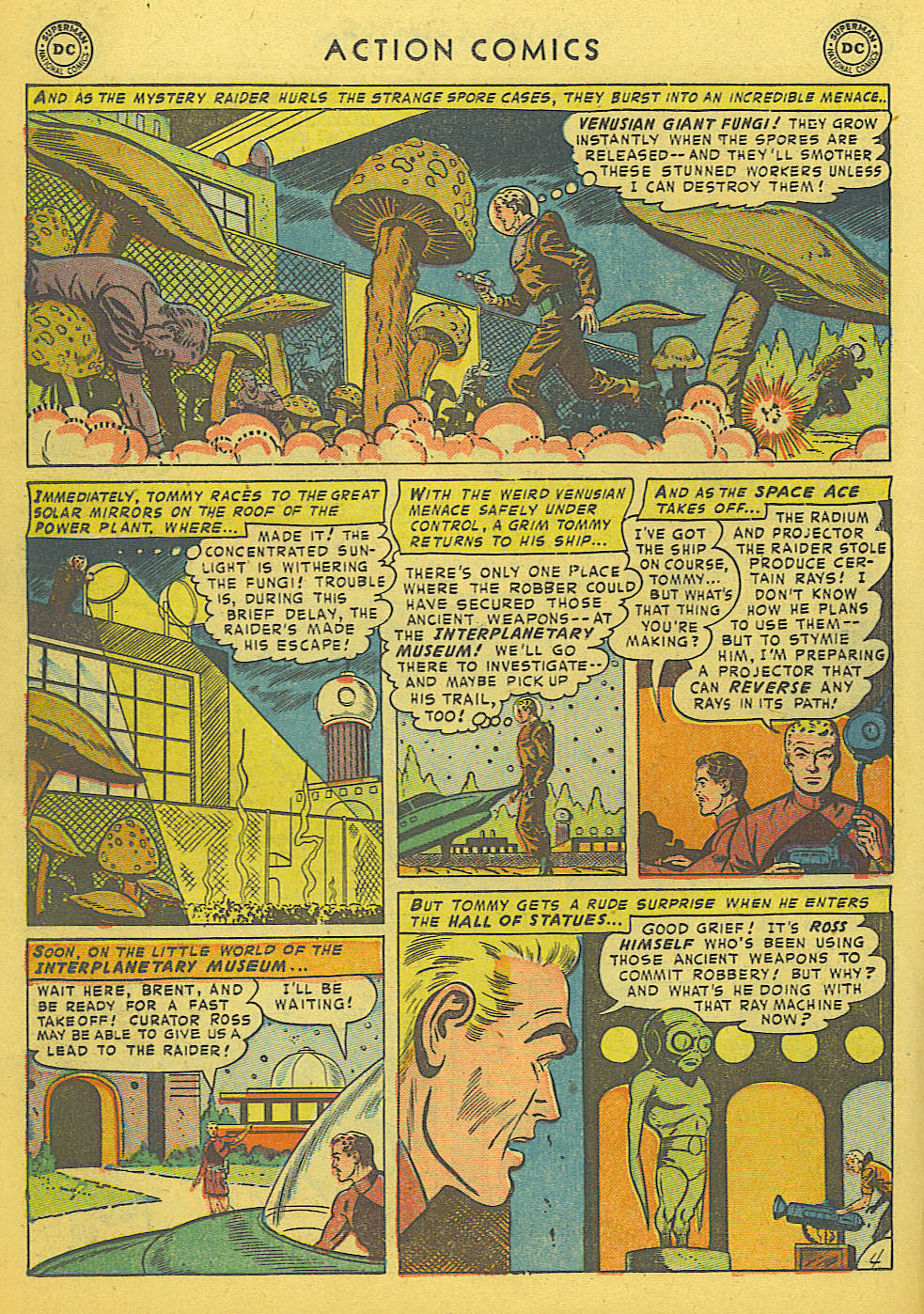 Read online Action Comics (1938) comic -  Issue #175 - 28