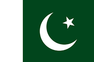 Gambar Bendera negara Pakistan