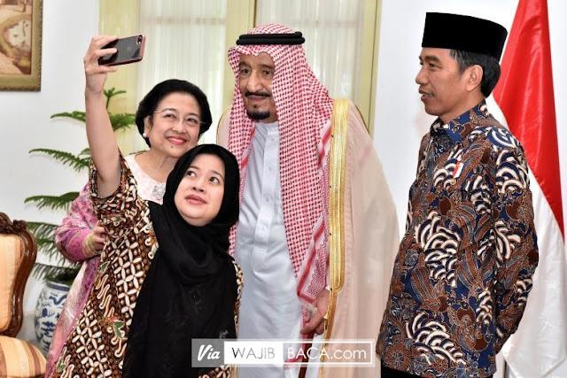 Kunjungan Raja Salman ke Indonesia, 5 Faktanya Bikin Dunia Menganga!