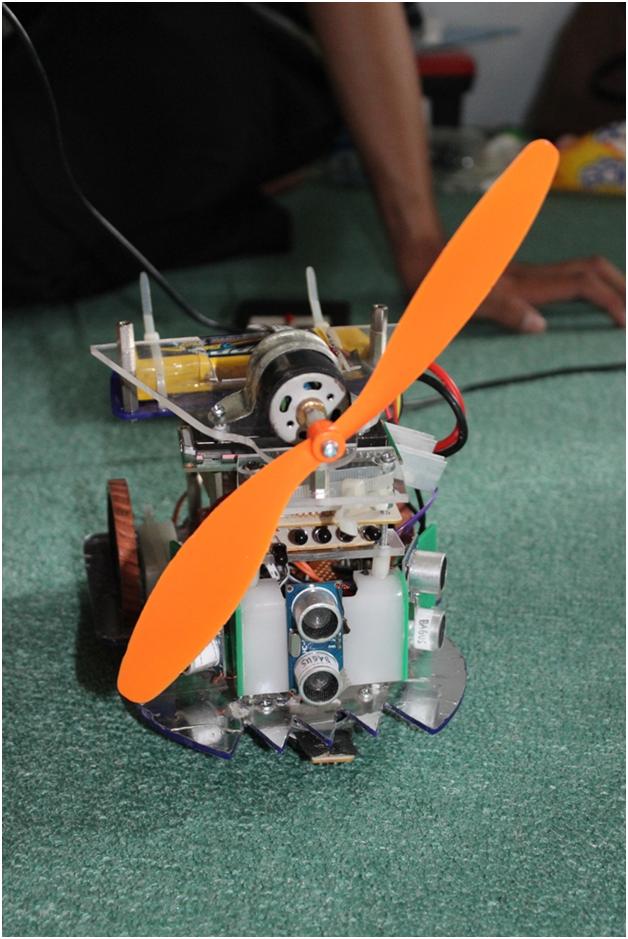 Robot Medan