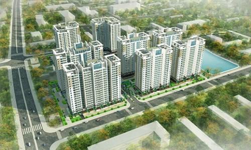 dự án chung cư số 1 Trần Thủ Độ