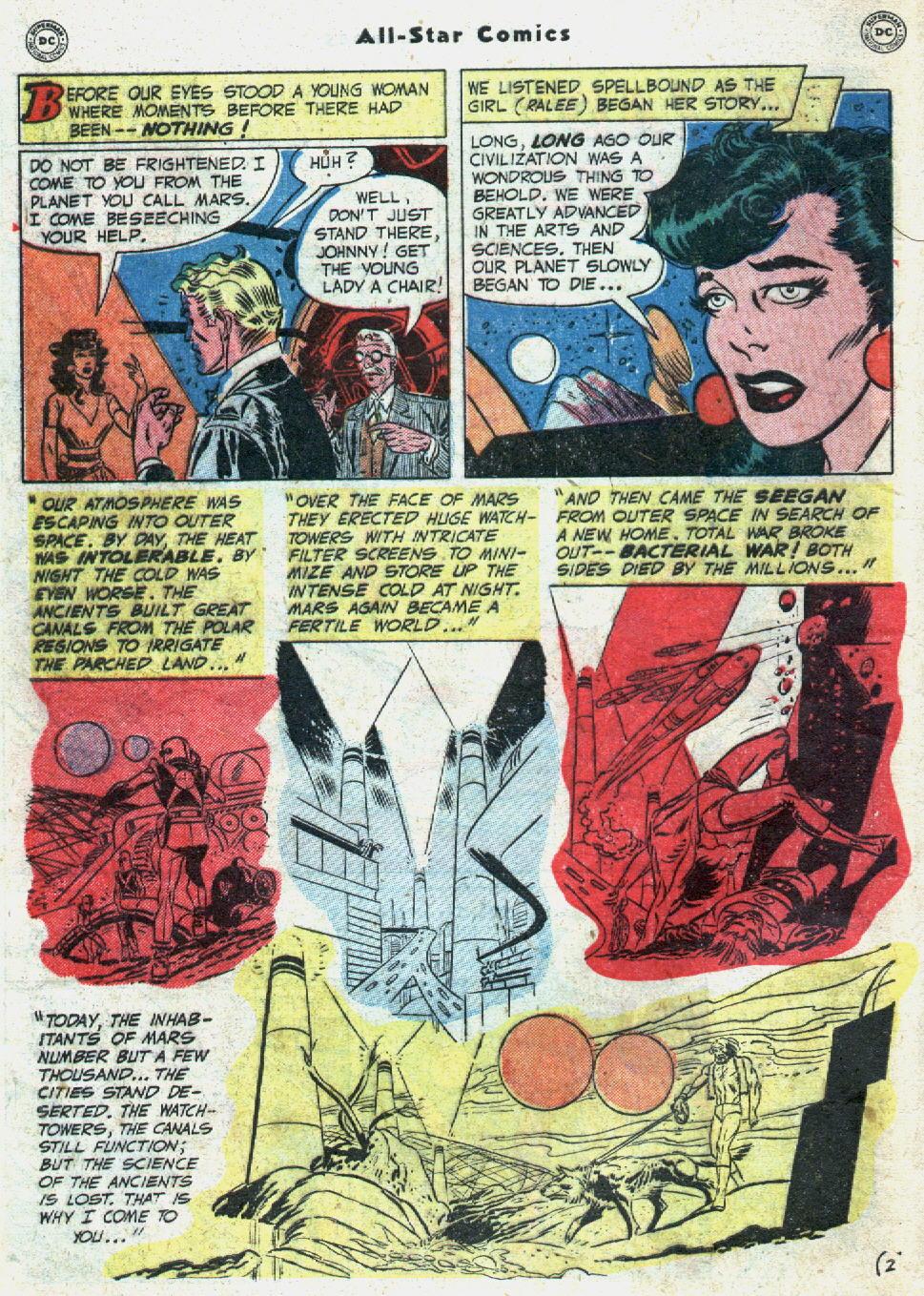 Read online All-Star Comics comic -  Issue #57 - 46