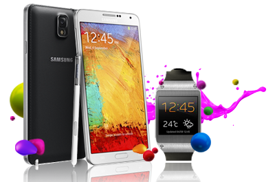 Globe Samsung Galaxy Note 3