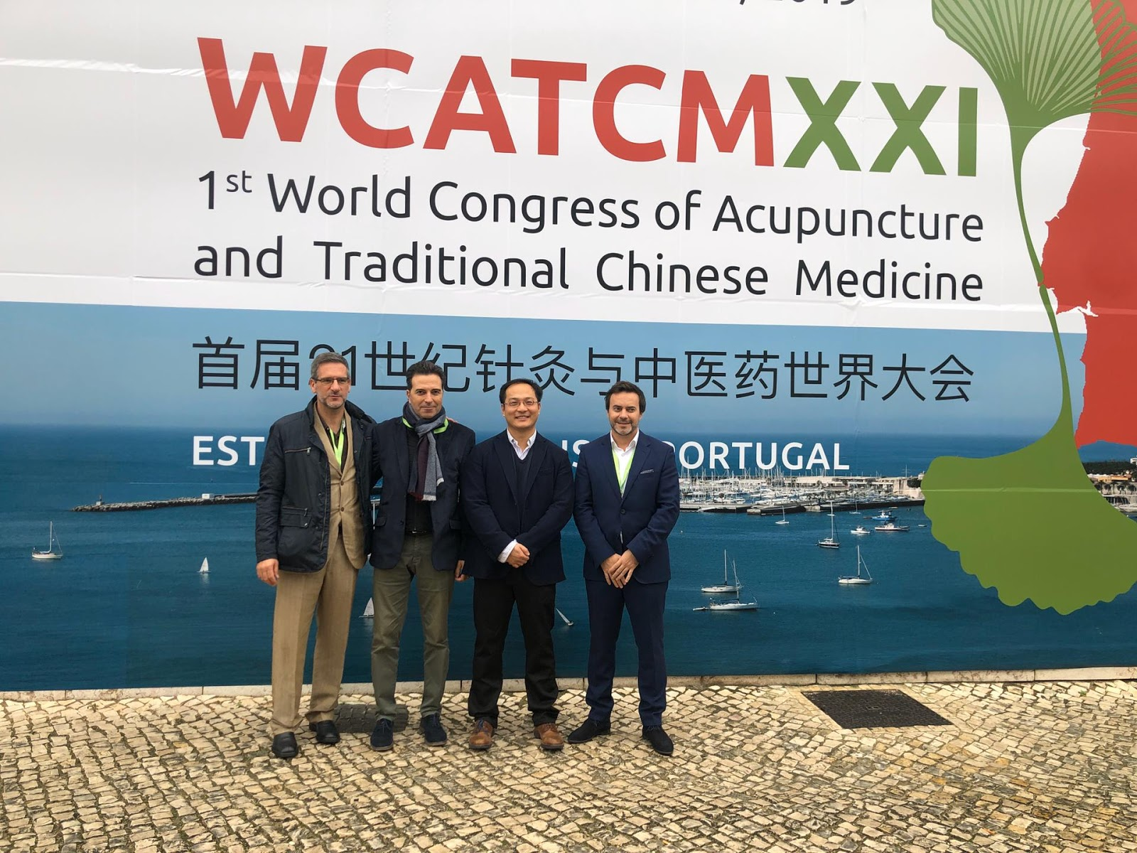 1st. World Congress of Acupunture and Traditional Chinese Medicine (Fotos)