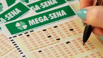 Mega Sena-Aposta do RJ leva o prêmio milionário