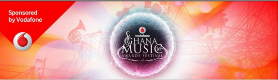 Full list of nominees for 2016 Vodafone Ghana Music Awards (VGMAs)