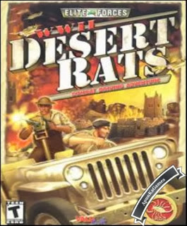 WWII Desert Rats PC Full Game Descargar