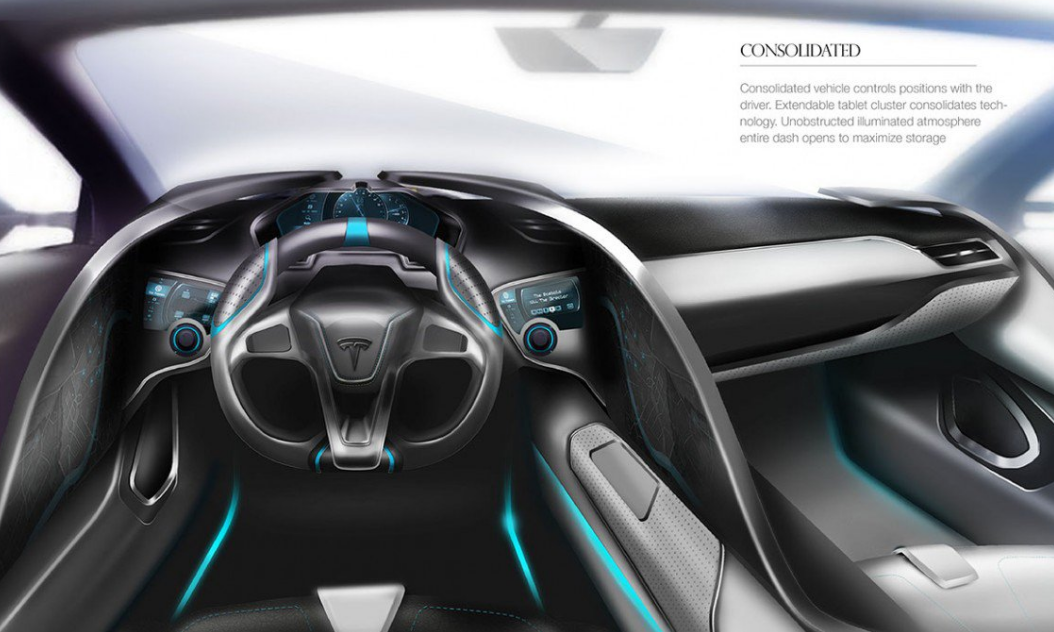 Perfect 2020 Tesla Roadster Interior And Exterior Design