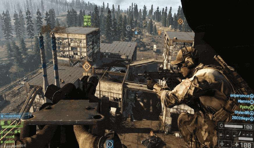 تحميل لعبة باتل فيلد battlefield 4