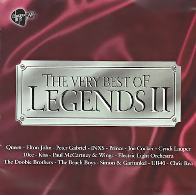 The Very Best of Legends II [3CD Box Set] Mp3 320 kbps