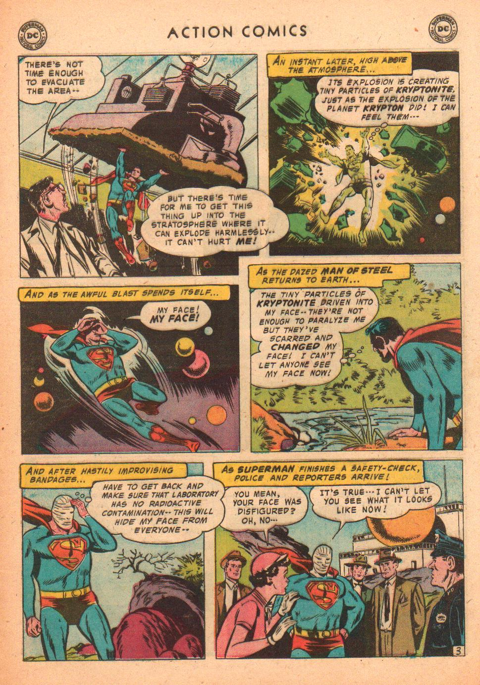 Read online Action Comics (1938) comic -  Issue #239 - 5