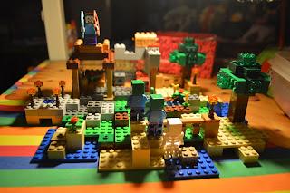 Más Lego