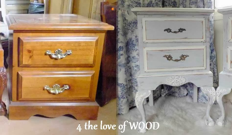 Nightstands For Sale Annie Sloan Painted