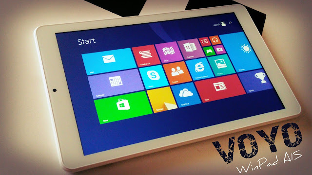 VOYO WinPad A1S REVIEW
