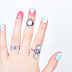 Primark | P.S Geometric Design Nails for Spring