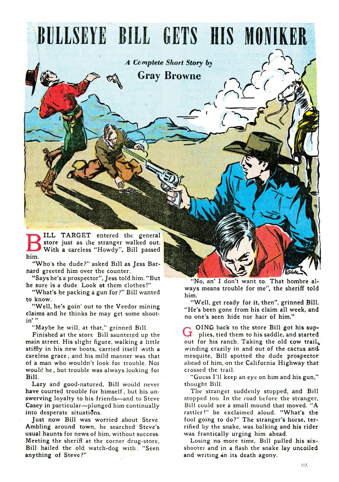 Read online The Bill Everett Archives comic -  Issue # TPB 1 (Part 2) - 17
