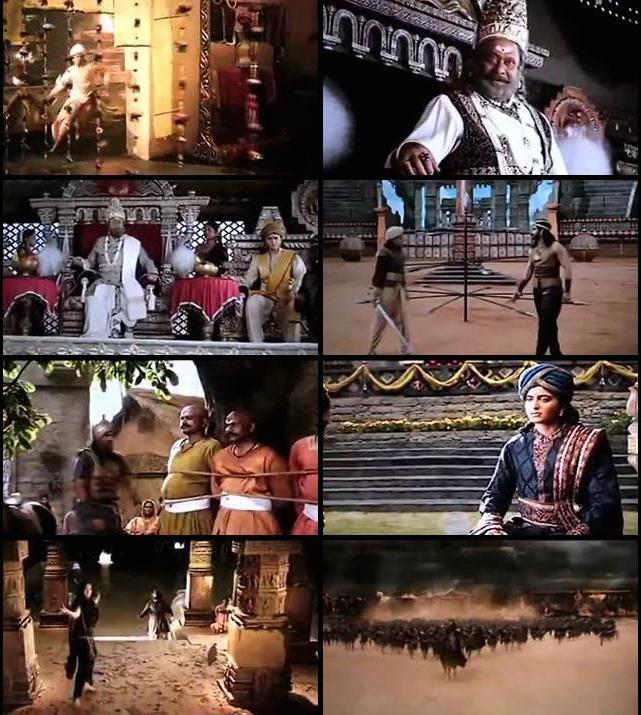 Rudhramadevi 2015 Hindi Dubbed Desi DVDScr
