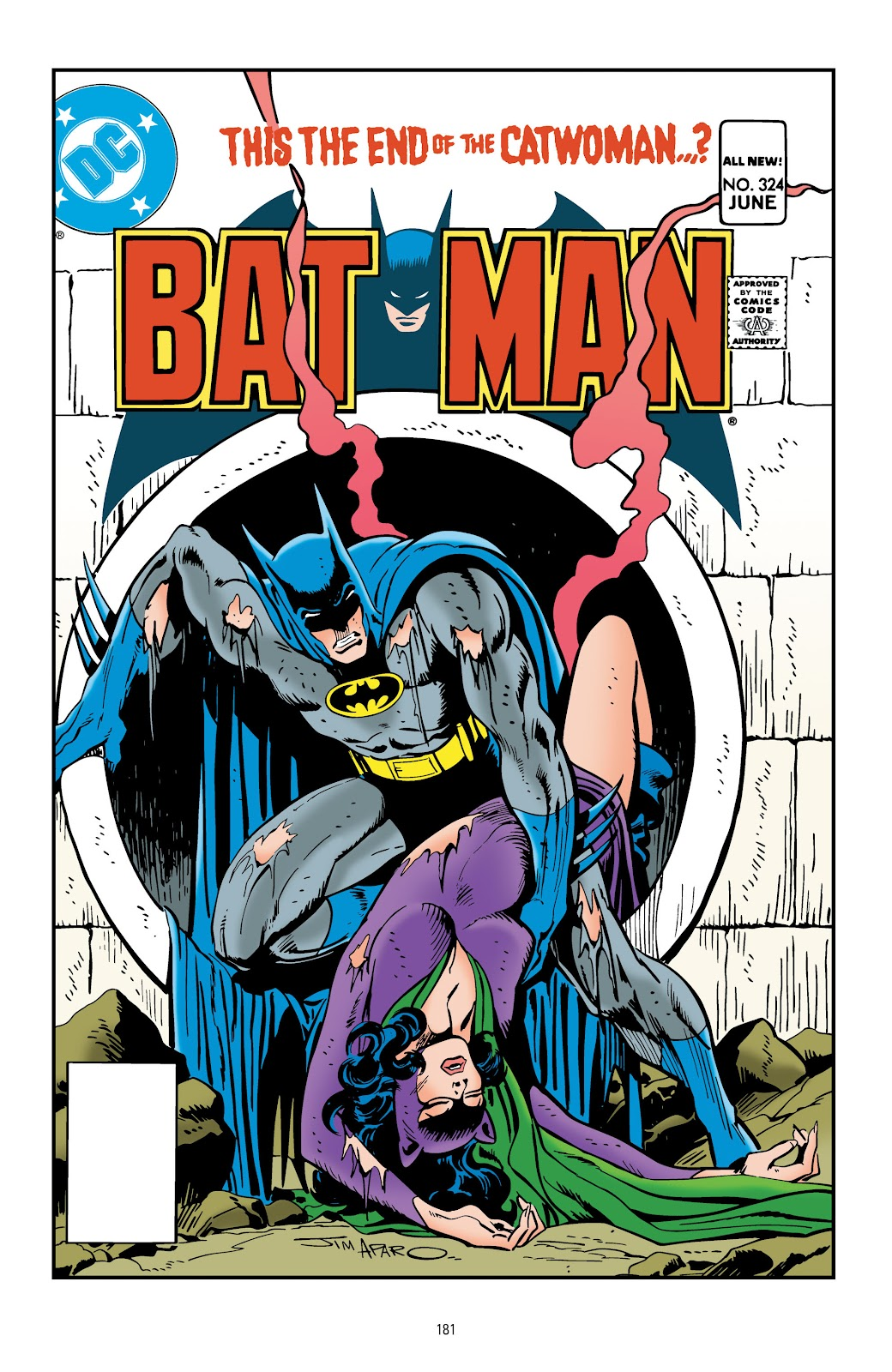 Read online Catwoman: A Celebration of 75 Years comic -  Issue # TPB (Part 2) - 82