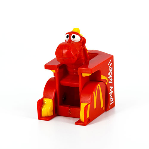 McTransformers 1989 Happy Meal-O-Don 2