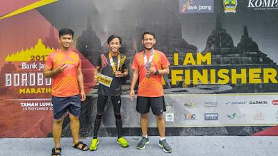 Bank Jateng Borobudur Marathon BJMBM