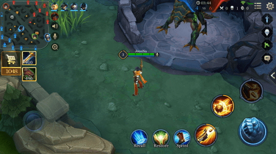 Arena Of Valor Game Play Win