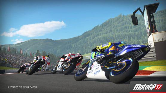 MotoGP 17 screenshot 3