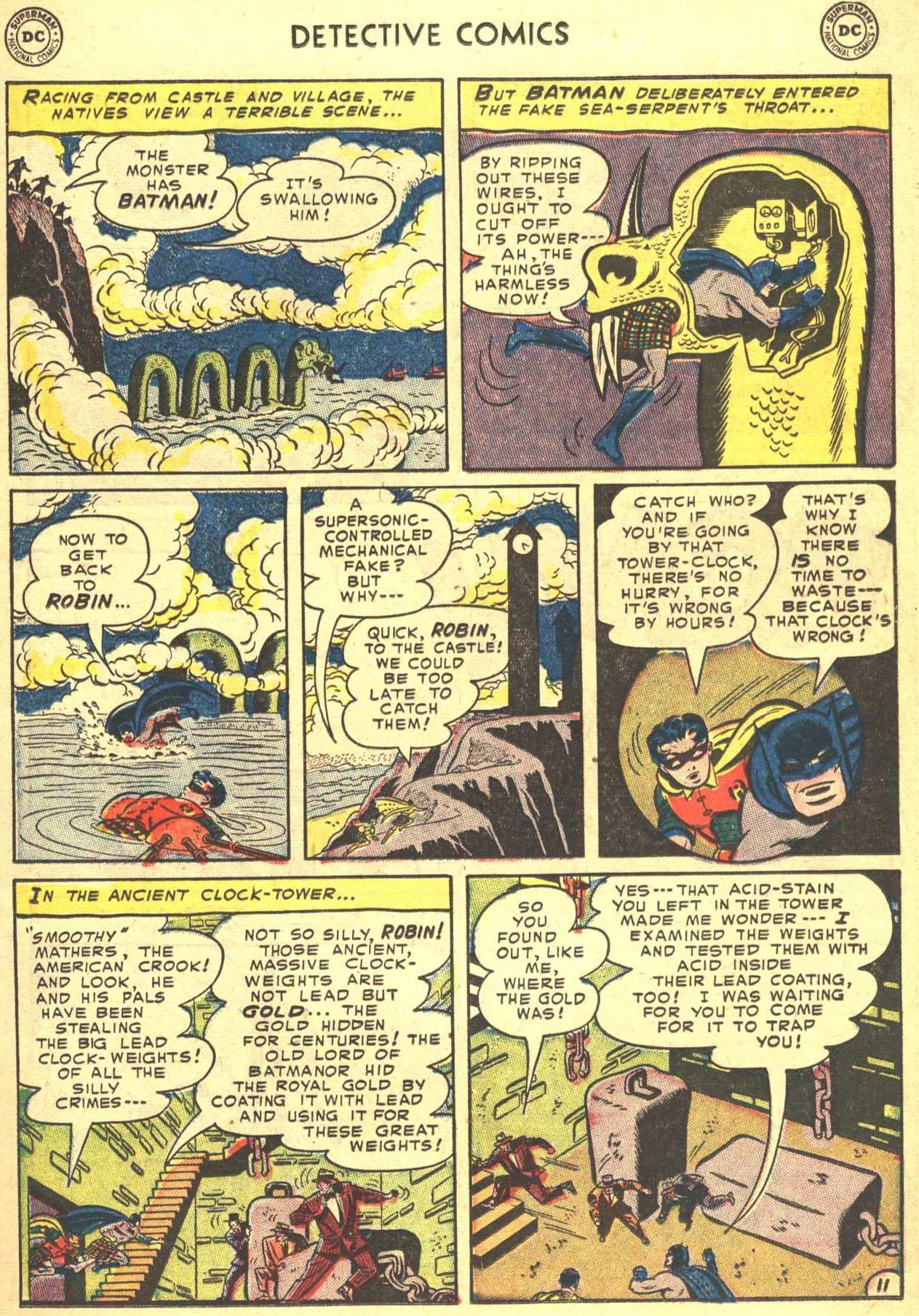 Detective Comics (1937) 198 Page 12