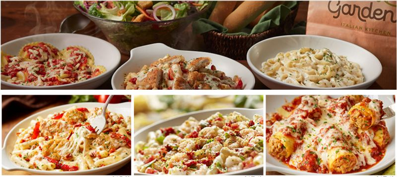 Buy One Take One Is Back At Olive Garden Brand Eating