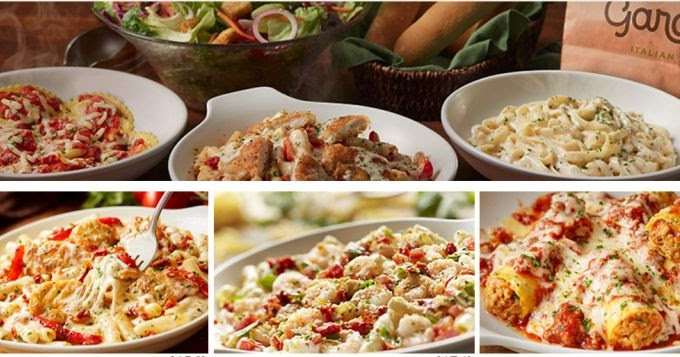 Buy one take one is back at olive garden brand eating - Buy one take one olive garden 2017 ...