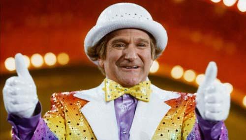 Kematian Robin Williams akibat Depresi & Gantung Diri
