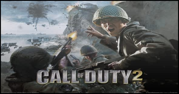 Call of Duty 2 Wallpaper