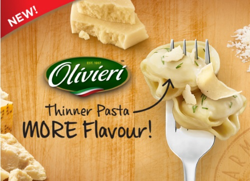 Save.ca Olivieri Fresh Pasta or Sauce Coupon
