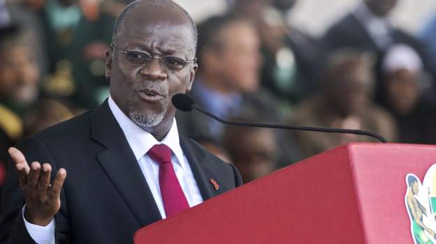 Tanzania's president reveals his salary