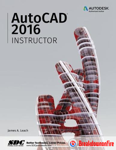 AutoCAD 2016 Full with Crack