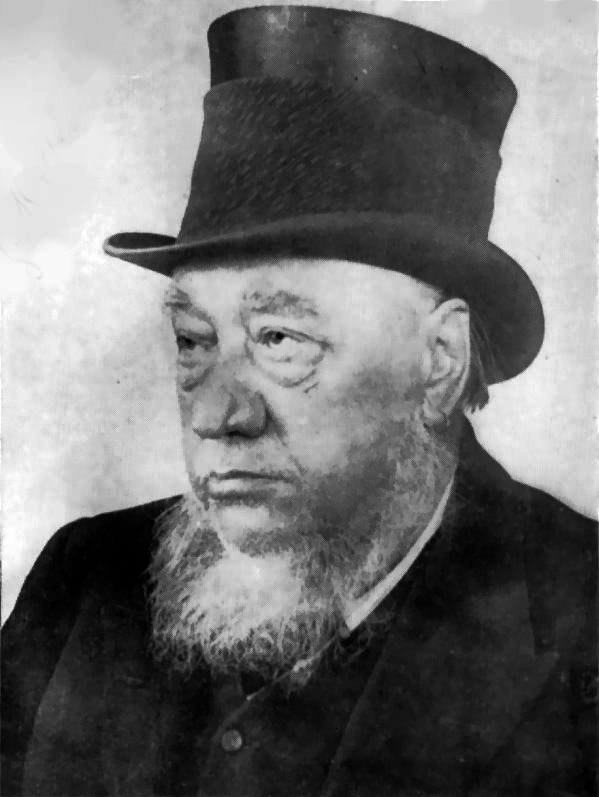 Boer leader Paul Kruger