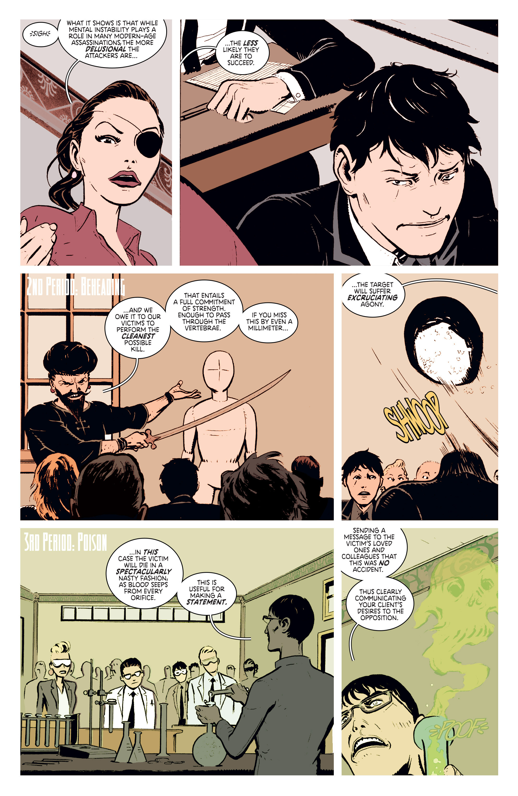 Read online Deadly Class comic -  Issue #2 - 11