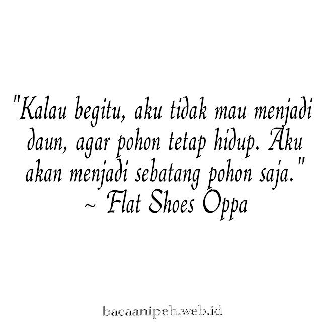 Flat Shoes Oppa