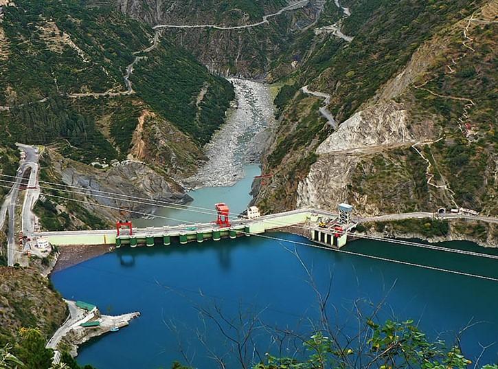 Khadubhai IAS: [Himachal GK] Chamera Dam
