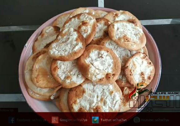خبز الكفافي اللذيذ