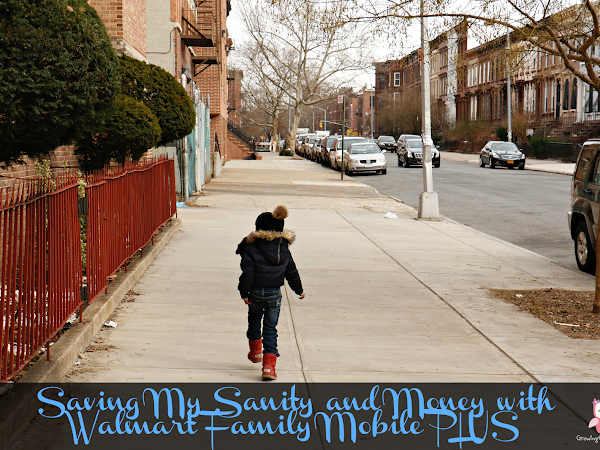 Saving My Sanity and Money with Walmart Family Mobile PLUS